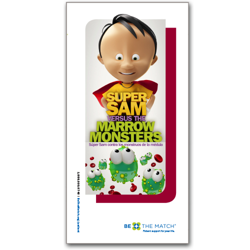 12772 Super Sam vs Marrow Monsters Pediatric Video